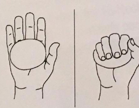 تقویت عضلات انگشت