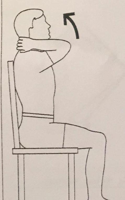 کشش عضلات گردن